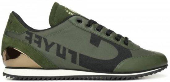 Cruyff Ultra Ultra Sneakers Cruyff Olijfgroen Heren wF4pq