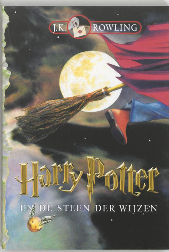 Harry Potter deel 1 - Harry Potter & de Steen der Wijzen