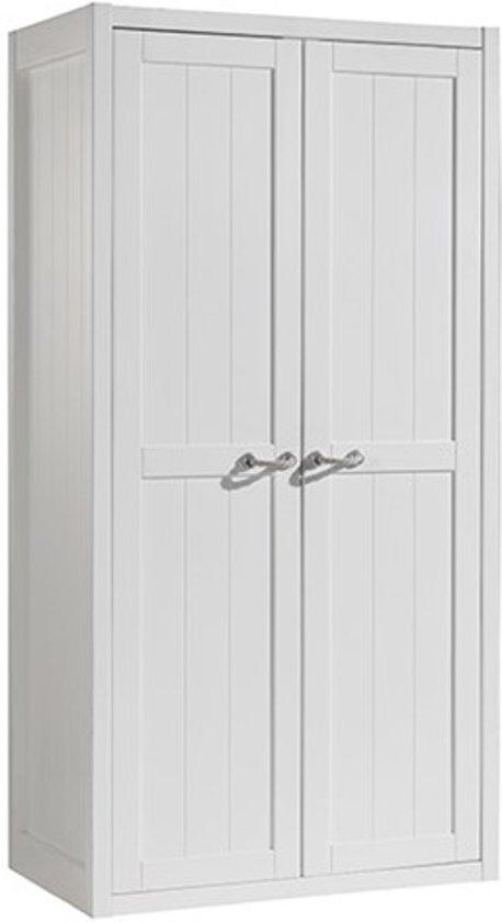 Vipack - Kledingkast Lewis - 2 deuren