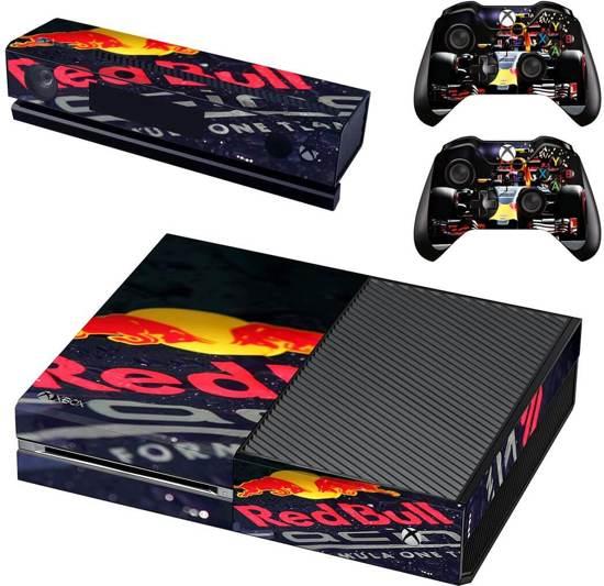 F1: Red Bull- Xbox ONE skin