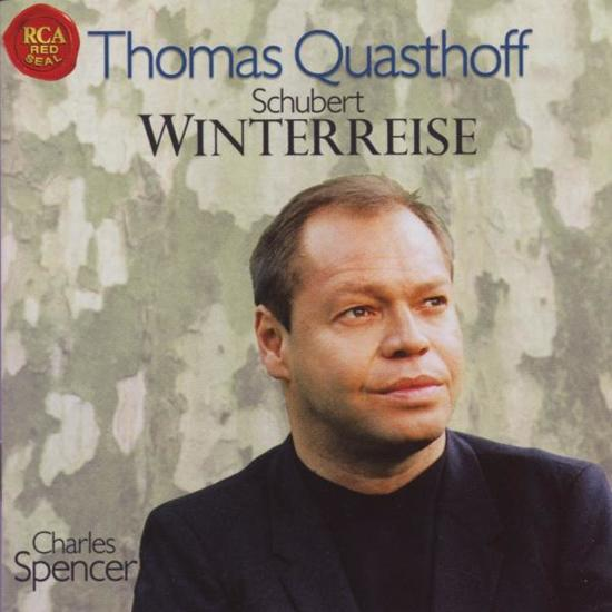 Schubert: Winterreise / Thomas Quasthoff, Charles Spencer