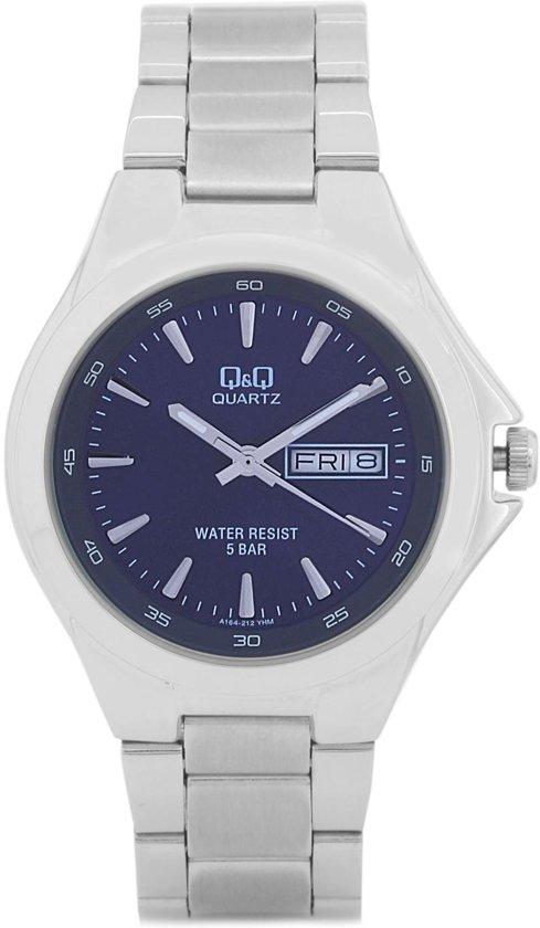 Q&Q heren horloge A164J212