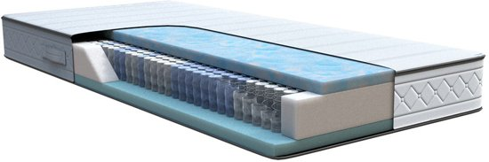Beter Bed Select pocketveermatras Platinum Pocket Deluxe Gel