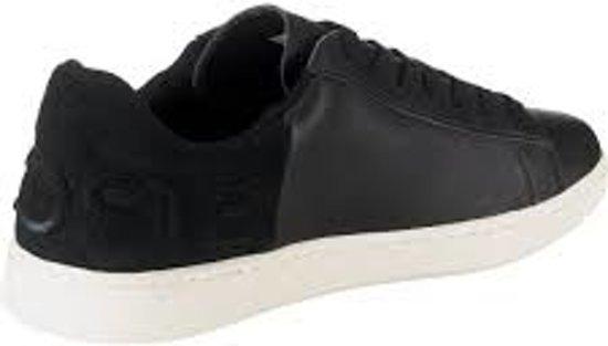 418 Lacoste Sneakers Evo Zwart Carnaby Maat Heren 1 Spm 44 wYYEr