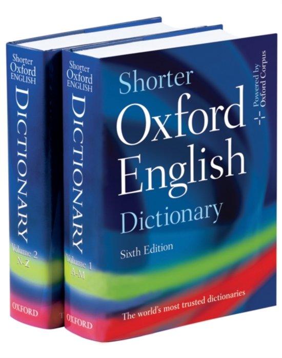 daterend betekenend Oxford