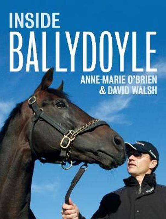 Boek cover Inside Ballydoyle van Anne Marie OBrien (Hardcover)