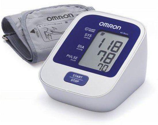 Omron M2 basic - Bloeddrukmeter