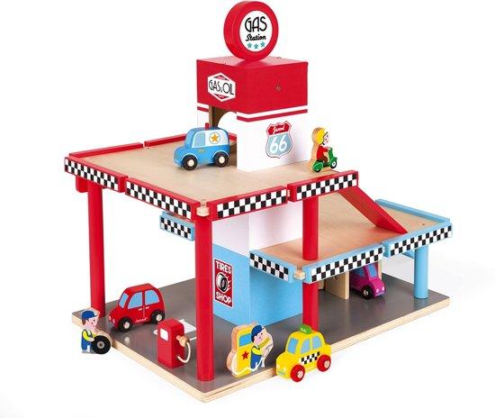 Janod Pompstation Garage
