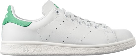 Adidas Stan Smith Wit Groen Dames