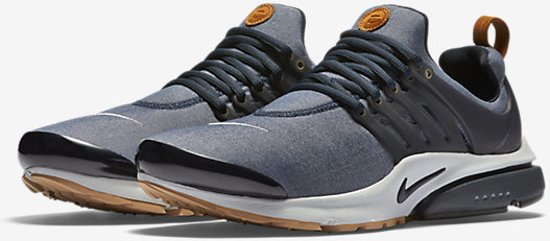 nike air presto heren zwart
