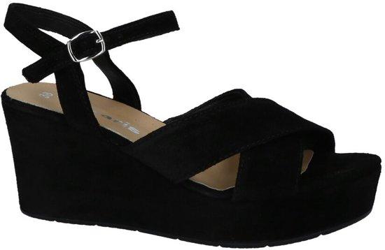 Super Popular Tamaris black Sandaletten