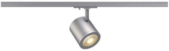 SLV ENOLA_C Railverlichting 1x112W Grijs Chroom 143954