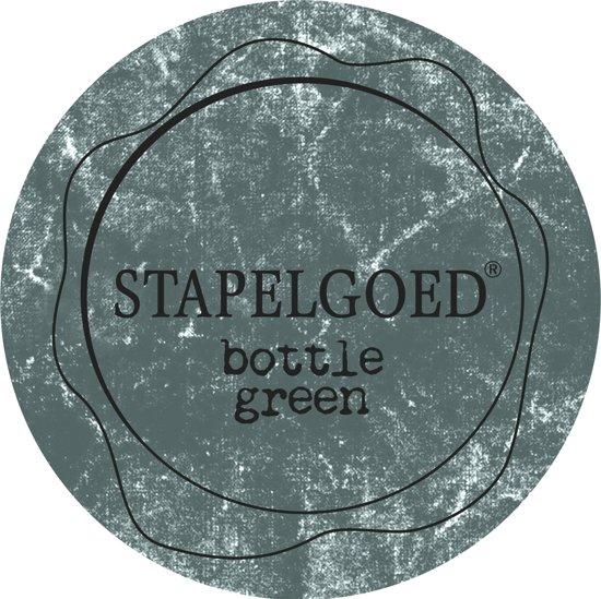 Stapelgoed - Matte Lak - Bottle green - Groen - 1L