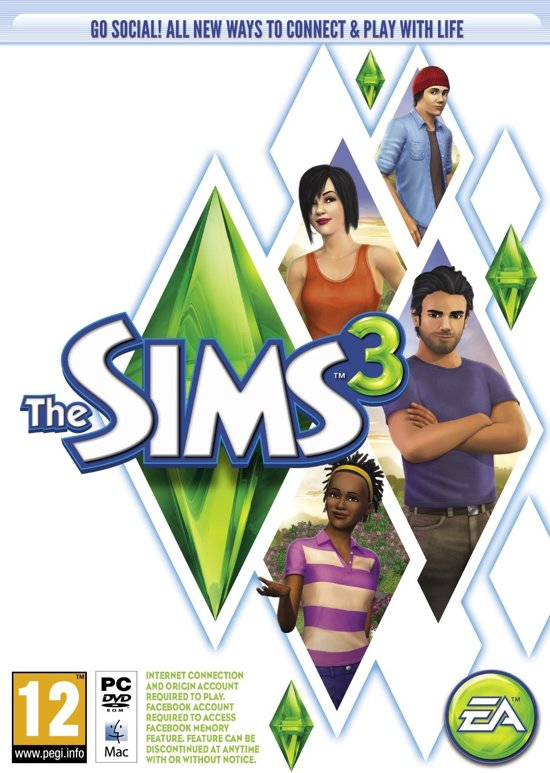 Virtuele Sims dating games