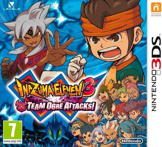 Inazuma Eleven 3: Team Ogre Attacks - 2DS + 3DS