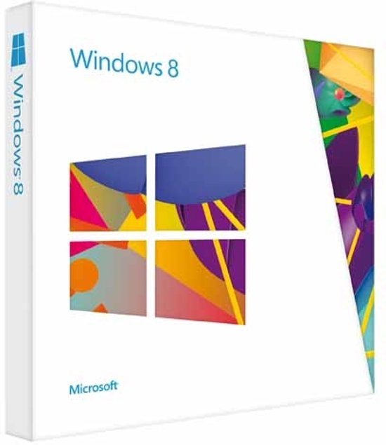 OEM Win 8 64Bit Dutch 1pk DVD