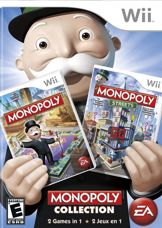 Monopoly Collection /Wii kopen