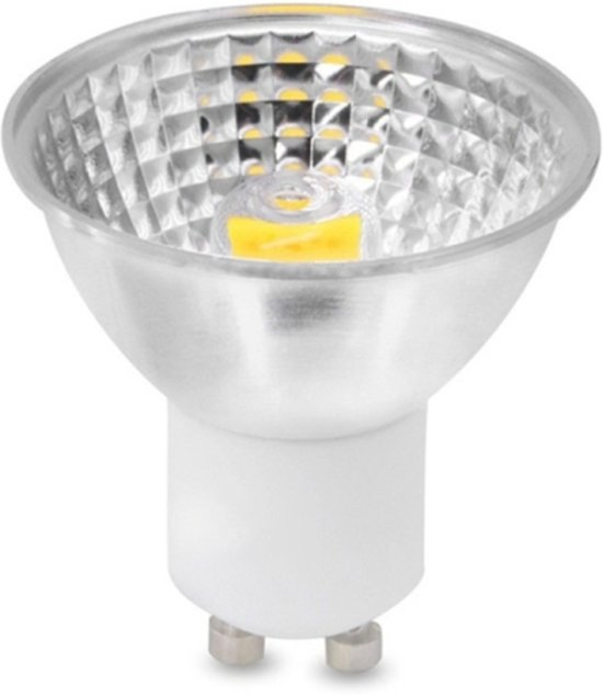 YWXLight GU10 COB lamp 5WLED lamp Cup 110V 220V Spotlight (kleur: 110V grootte: + Natural White)