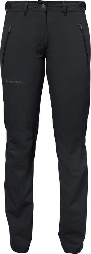 Vaude Farley Stretch Pants II Wandelbroek Dames - Black