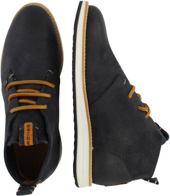 9643fc98562 Rehab Nazar Heren 44 Nub Blauw Maat Vintage Sneakers qPqxzwWrg