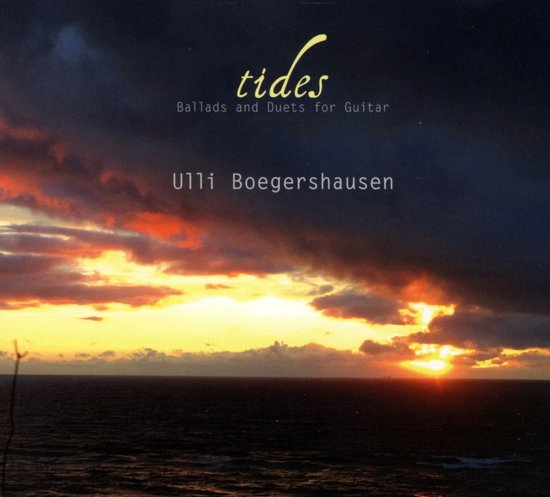 Tides. Ballads And Duets For Guitar