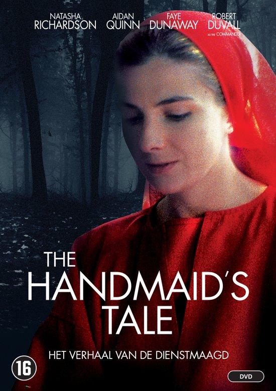 DVD cover van The Handmaids Tale