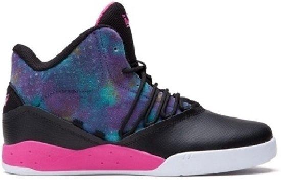 Estaban Heren Space Sneakers Roze Maat 41 Zwart FK1TlucJ3
