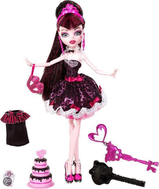 Monster High Sweet 1600 Draculaura