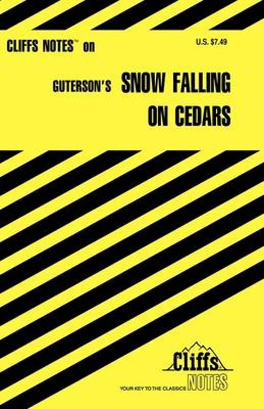 snow falling on cedars critical essays