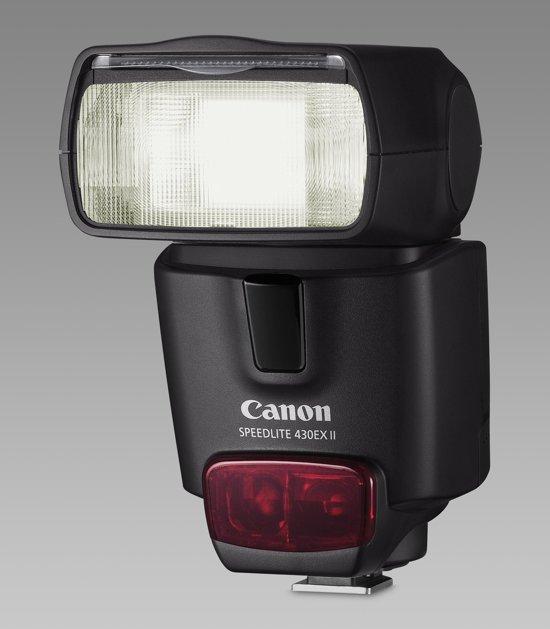 Comparer CANON SPEEDLITE 430EXII NOIR