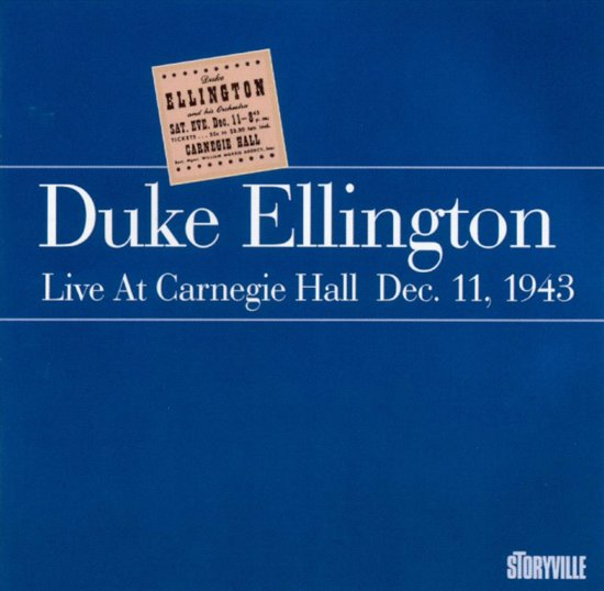Live At Carnegie Hall, December 11, 1943