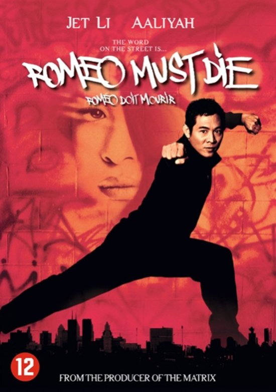 Cover van de film 'Romeo Must Die'