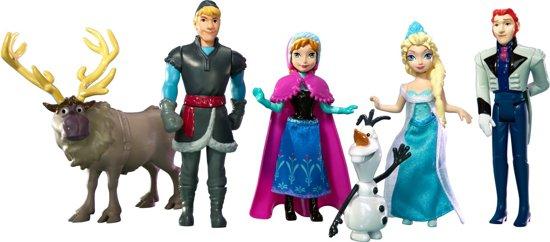 Disney Frozen Complete Verhalen Set - Speelset