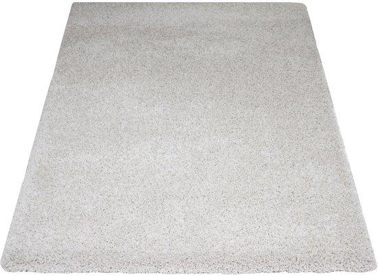Karpet Rome - tapijt - vloerkleed - 200x240 creme - vintage