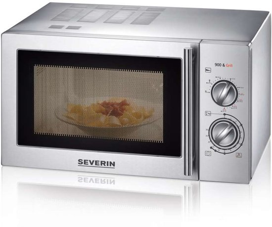 Severin MW 7869 - Magnetron met grill