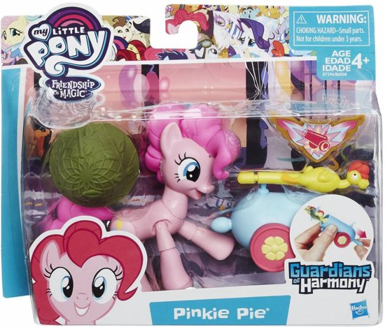 My Little Pony - Guardians of Harmony Pinky Pie speelsetje