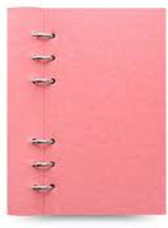 Filofax Clipbook A5 Rose Pink 2018