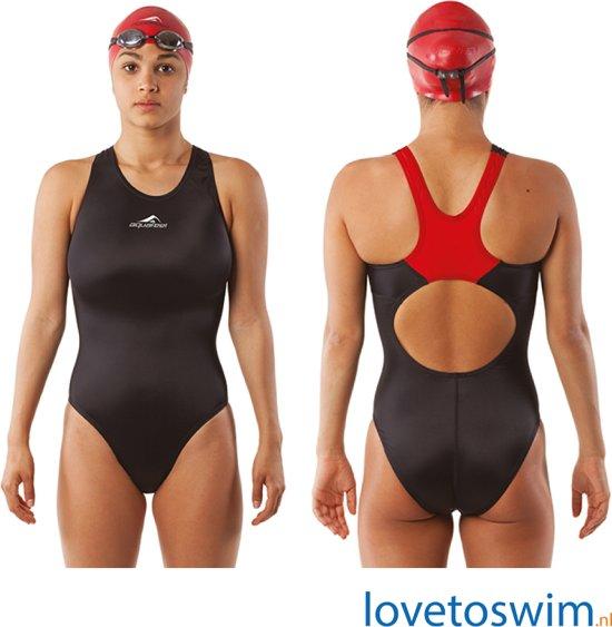 Badpak 44.Bol Com Aquafeel Comfort Back Sportief Badpak Maat 44