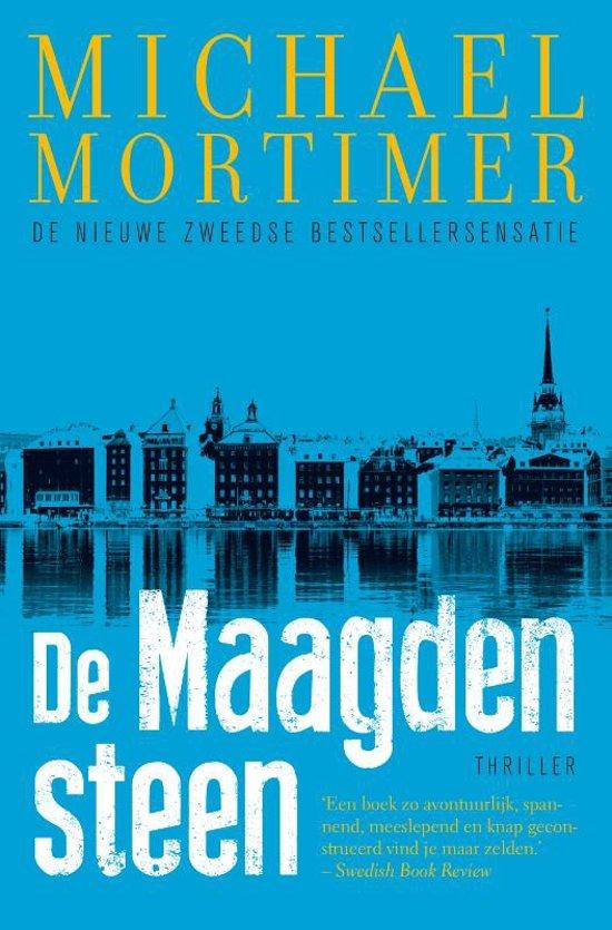 Cover van het boek 'De Maagdensteen / Saga 1' van Michael Mortimer