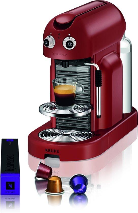 Nespresso Krups Maestria XN8006 - Rosso