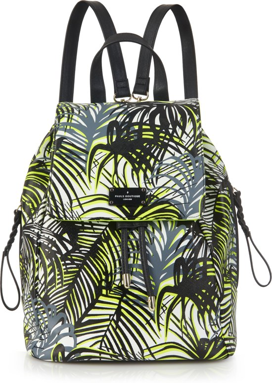 Paul's Boutique Gwyneth Exmouth Rugzak - Palm Print