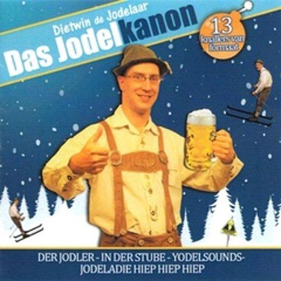 DIETWIN DE JODELAAR - Das Jodelkanon