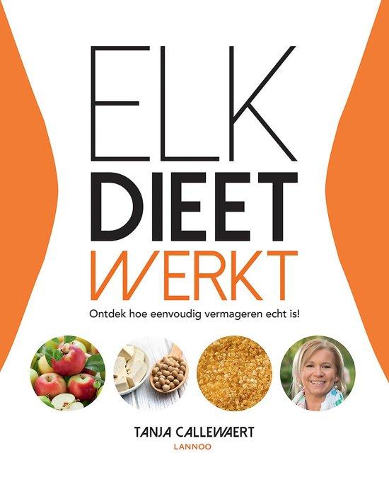 Elk dieet werkt E boek