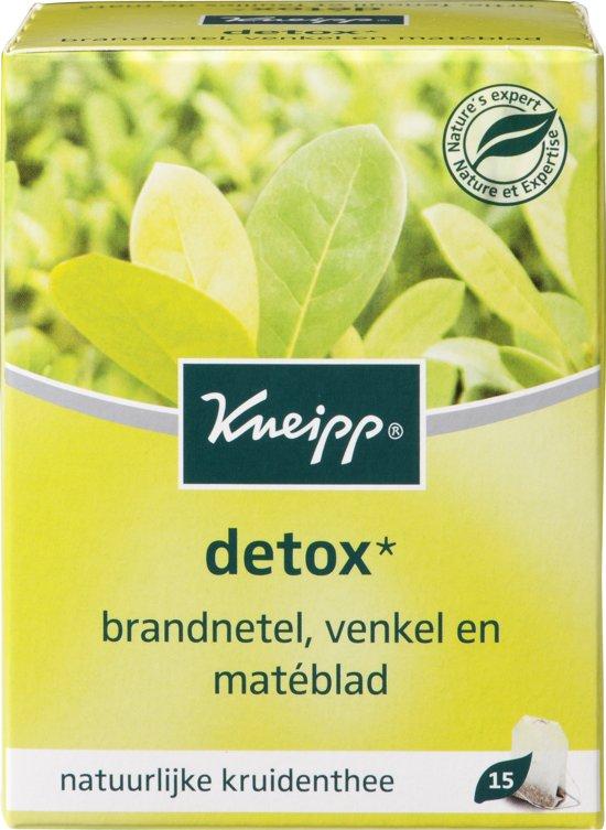Kneipp kruidenthee detox - 6 doosjes -Thee