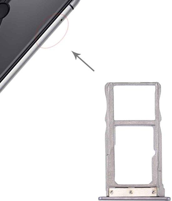 Let op type!! ZTE Nubia Z11 Mini SIM-kaarthouder (grijs)