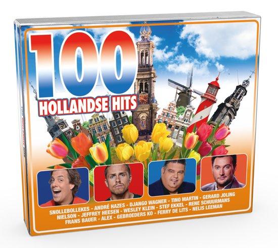 100 Hollandse Hits (2019) - 100 Hollandse Hits