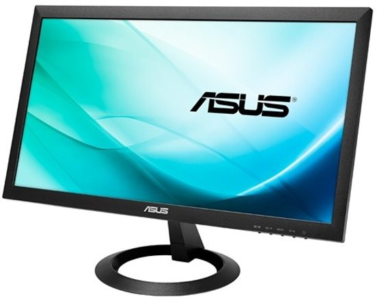 ASUS VX207NE LED display 49,5 cm (19.5'') HD Zwart