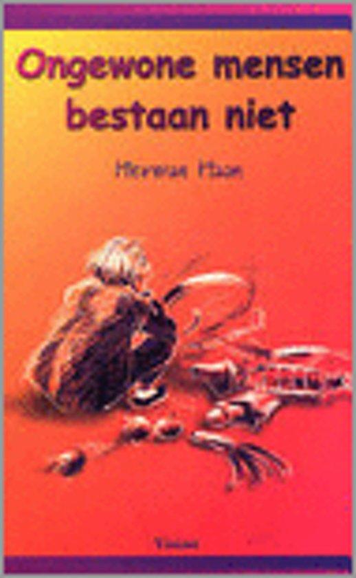 Haan, Ongewone mensen bestaan niet - Herman Haan pdf epub