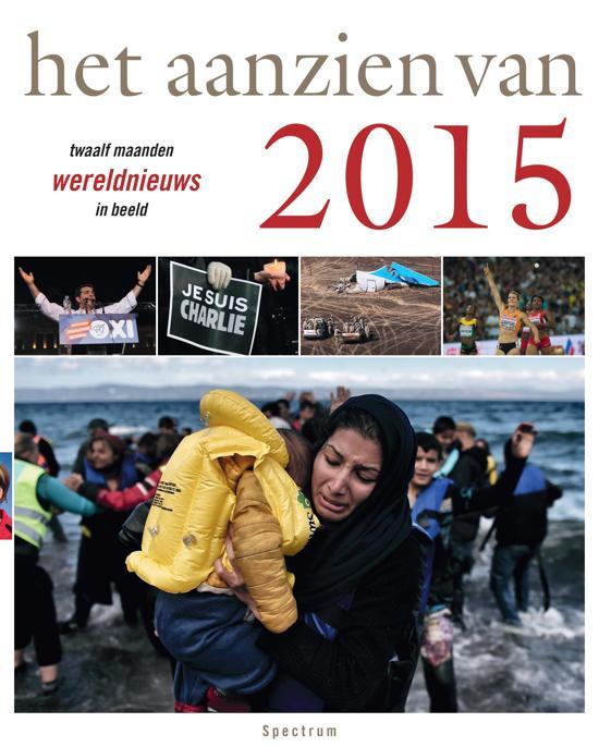 Boek cover Het aanzien van 2015 van Han van Bree (Hardcover)