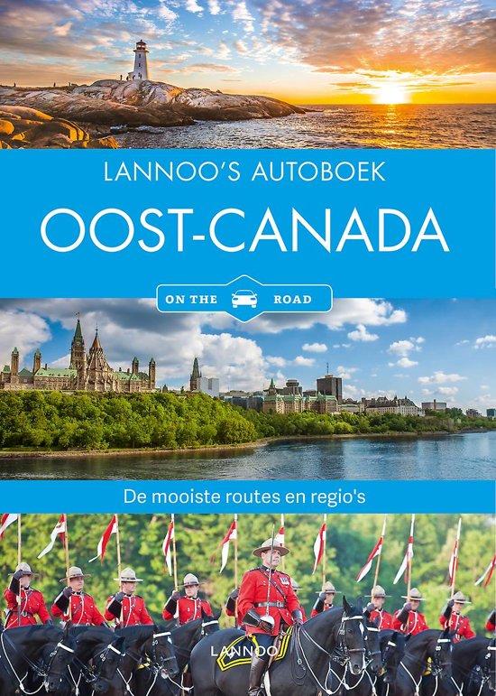 Reisgids Canada Oost